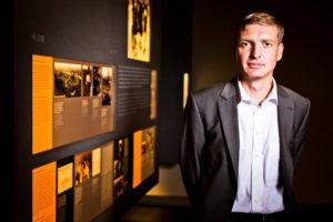Direktor Uwe Neumärker, Foto: Marko Priske