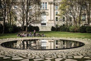 Sinti und Roma Denkmal, Foto: Marko Priske