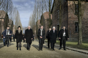 27 January 2020 Commemoration of Auschwitz, Photo: Federal Press Office / Denzel
