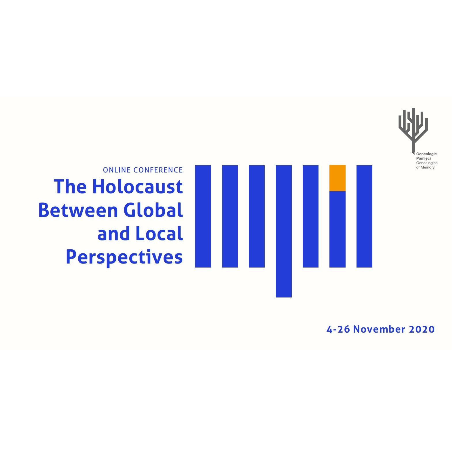 Online-Konferenz: Der Holocaust zwischen globalen und lokalen Perspektiven