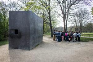 Homosexuellen-Denkmal, Foto: Marko Priske