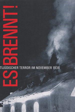 2008 Cover Es Brennt DEU