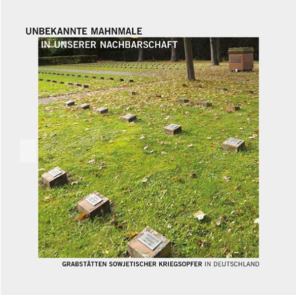 2016 Cover Broschuere Unbekannte Mahnmale