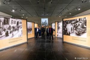 Eröffung Kristallnacht © Stiftung Denkmal