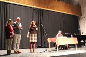 Vorlesteag Willi Graf Gymnaasium 15.11.19, Fotos: Stiftung Denkmal