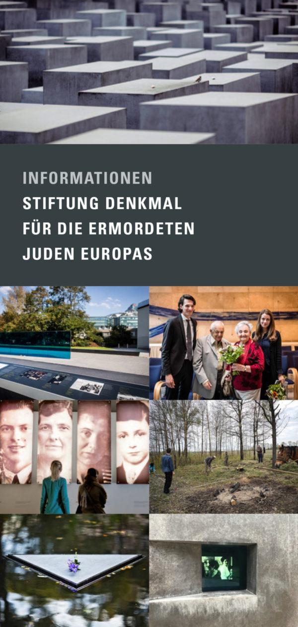 2019 Cover Faltblatt Stiftung DEU web