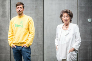 Podcast-Dreh Förderkreis, Foto Marko Priske