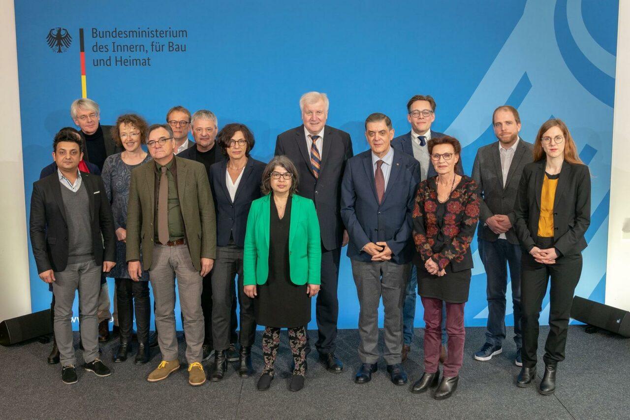 27.3.2019 Antiziganismuskommission