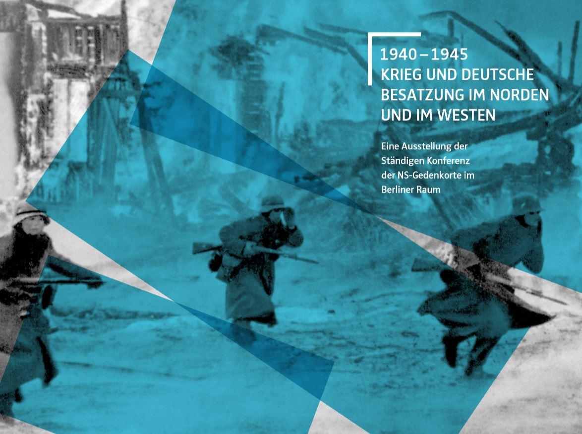 Ausstellung 1940-1945 Titel