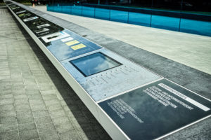 Freiluftausstellung zum Gedenk- und Informationsort für die Opfer der nationalsozialistischen »Euthanasie«-Morde, Foto: Marko Priske