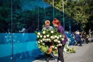 Gedenken an die Opfer der »Euthanasie«-Morde im Nationalsozialismus Foto Marko Priske (1)