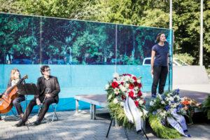 Gedenken an die Opfer der »Euthanasie«-Morde im Nationalsozialismus Foto Marko Priske (10)