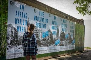 Kampagne 75 Jahre Kriegsende 2 Kulturprojekte Berlin, Foto Christian Kielmann