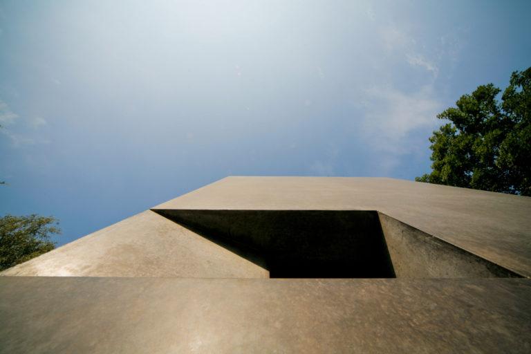 מבט על אנדרטת הזיכרון להומוסקסואלים © הקרן לזיכרון יהודי אירופה שנרצחו, צילום: מרקו פריסקה