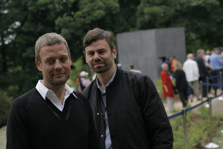 Michael Elmgreen and Ingar Dragset © Foundation Memorial, Photo: Marko Priske