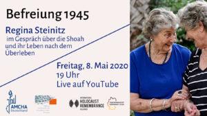 Regina Steinitz Ruth Malin