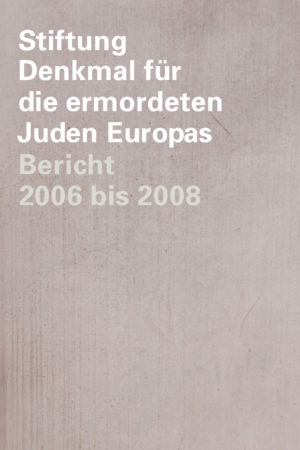 TB 2006-2008 Cover