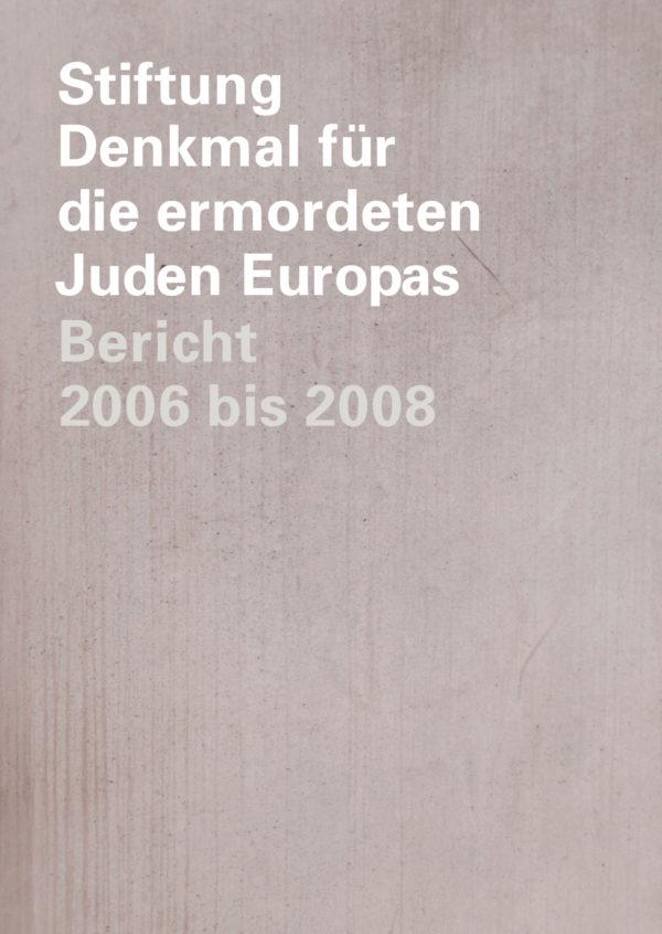 TB 2006-2008 Cover
