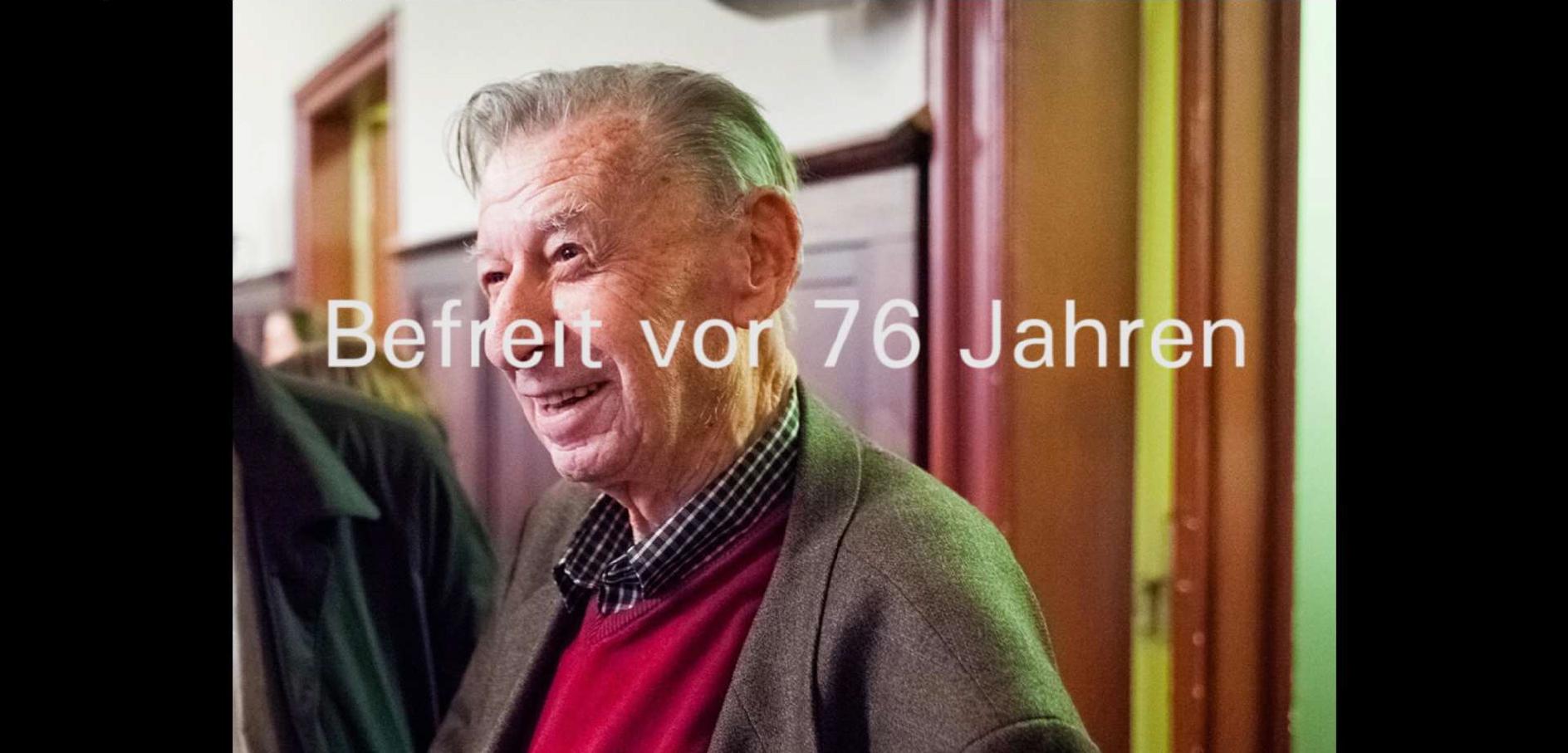 Befreit vor 76 Jahren