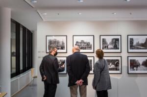 Ausstellungseröffnung Willi Brandt-Haus, 11.09., Foto: Marko Priske