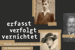 The exhibition »Registered, Persecuted, Annihilated: The Sick and the Disabled under National Socialism« was on display in the Paul-Löbe-Haus of the German Bundestag from 27 January to 28 February.