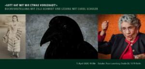 Einladungskarte Vorderseite Zilli Schmidt 0704 2020