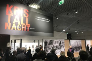 Opening Kristallnacht © Memorial Foundation