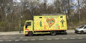 Roma Biennale Truck, Foto RomaTrial