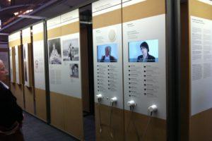 Ausstellungseroeffnung im Bundestag im Mai 2014 © DGPPN